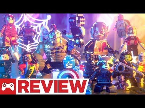 LEGO Marvel Super Heroes (2013) FULL GAME MOVIE