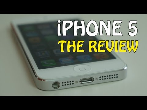 davomrmac - Apple iPhone 5 Full Review | Geekanoids ... After thorough testing we are happy to bring you our full review of the new Apple iPhone 5. A look at the design,...