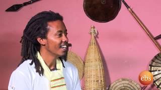 አማን ኪያሞ ከራስ ብሩክ ጋር አዝናኝ ቆይታ በኢቢኤስ ሬጌና አፍሮ ቢትስ Aman Kiyamo with Ras Bruk Ebs Reggae & AfroBeats