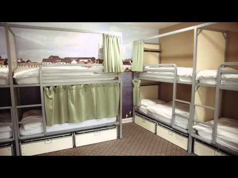 Video Kinlay Eyre Square Hostel