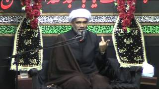 Night of 14th Muharram 1436 by Molana Nadir Sadiqi