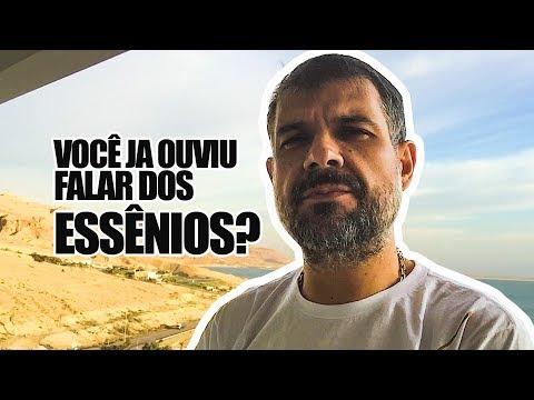 Ap Rodrigo Salgado I A História dos Essênios