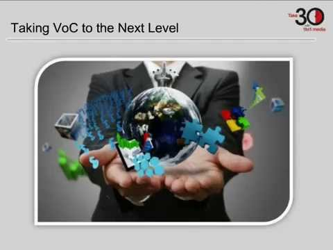 Taking VoC to the Next Level