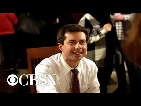 Pete Buttigieg responds to anti-gay protesters on campaign trail