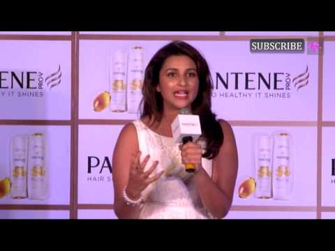 Parineeti Chopra at Pantene Proof Over Promises Ca