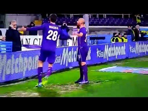 Fiorentina vs Inter Milan 2-1 All Goals and Highlights 2016