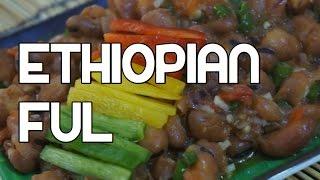 Ethiopian Ful Medames Recipe - Amharic Fava Beans Shahan