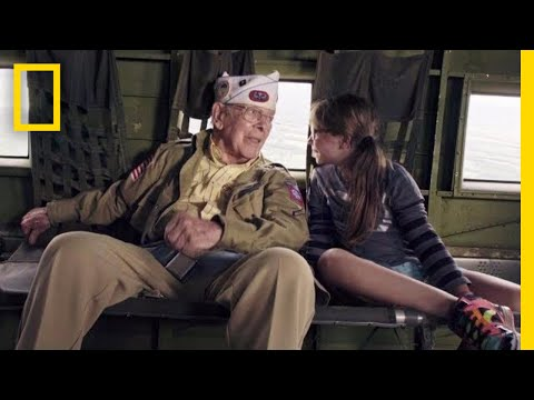 Video Watch This Veteran Fly in the Same WWII Plane He Jumped from on D-Day | Short Film Showcase download in MP3, 3GP, MP4, WEBM, AVI, FLV January 2017