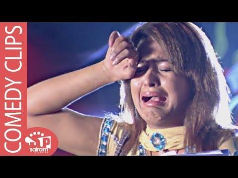 (New Comedy Rekha Thapa With Bhuwan KC पहिलो पल्ट अडिसनमा रेखा थापा यसरि रोइन | Movie Clip | - Duration: 7 minutes, 52 seconds.)