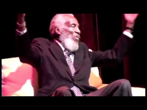 Nigger Dick - Dick Gregory is interviewed by Dr. Manning Marable prior to receiving the Hung Tao Choy Mei Leadership Institute's 2006 Paul Robeson