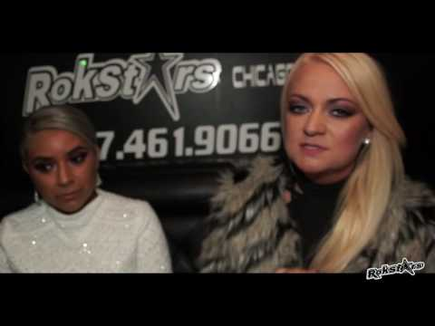 Bringing Up Ballers - on the Rokstars Party Bus