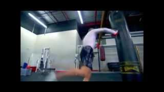 Real backstage fight  nick diaz  vs goerge saint piere  mma ufc 158 TODAY EXCLUSIVE CANADA ROOM