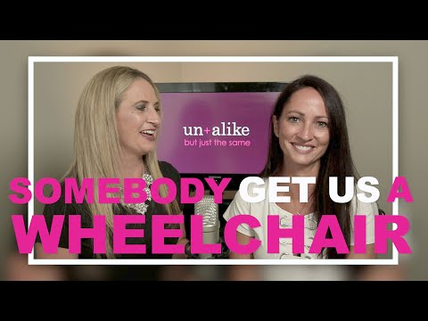 Somebody get us a wheelchair! - Episode 6