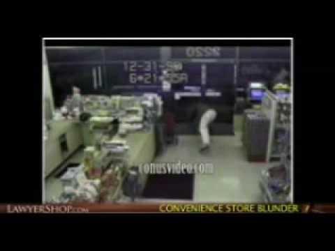 Funny Stupid Criminals Video