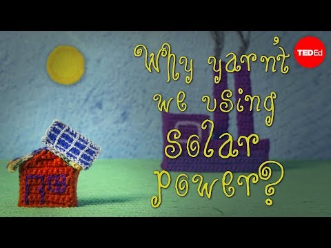 Why aren't we only using solar power? – Alexandros George Charalambides