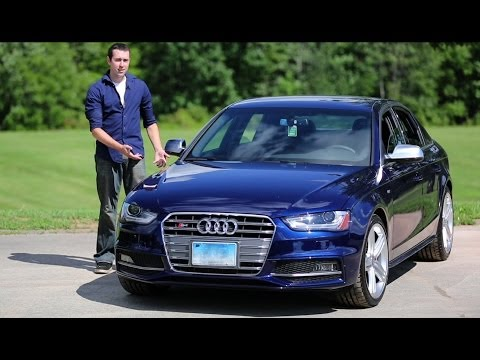 """Seat Time"" Pilot Episode: STOCK 2013 Audi S4 Drag Race 1/4 mile"
