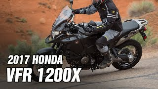 5. 2017 Honda VFR1200X CrossTourer Spec