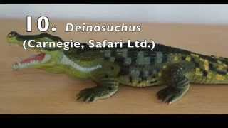 Download Lagu Top 10 prehistoric 'croc' toys Mp3