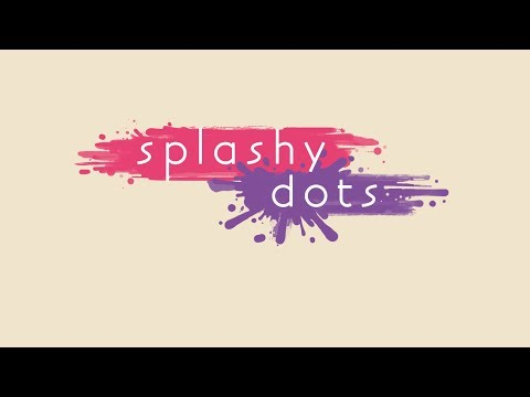 Splashy Dots gameplay