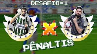 E nosso pré-derby tá na área e não é que foi pênalti!? Ninão e Rodriguinho travam uma batalha épica para ver quem sai na frente na disputa do maior clássico do mundo. INSCREVA-SE: https://www.youtube.com/c/osrivaisFacebook: https://www.facebook.com/canalosrivais/Twitter: https://twitter.com/canalosrivaisInstagram: https://www.instagram.com/osrivais/