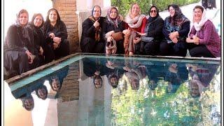 Kashan con el padre del couchsurfing en Iran