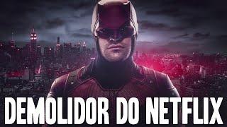 Demolidor da MARVEL no Netflix - FIM DA FILA