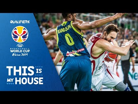Slovenia v Turkey - Highlights - FIBA Basketball World Cup 2019 - European Qualifiers