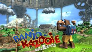 [Music] Banjo-Kazooie: Nuts & Bolts - The Bear And The Bird Begin