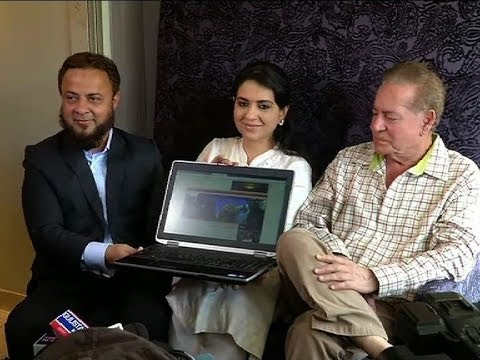 Salman's father launches Modi's Urdu website - IANS India Videos