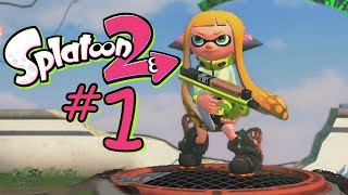 Let's Play Splatoon 2 Single Player (Episode 1) by SkulShurtugalTCG