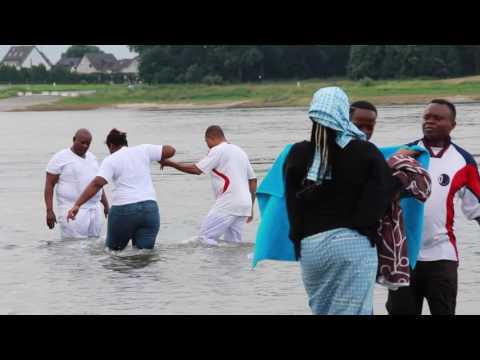 LE BAPTÊME DU JOURDAIN - Faut - il necessairement l'eau qui coule?