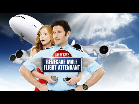 Jayma Mays in 'Larry Gaye: Renegade Male Flight Attendant'