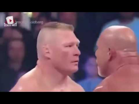 Video BROCK LESNAR VS GOLDBERG BHOJPURI VERSION download in MP3, 3GP, MP4, WEBM, AVI, FLV January 2017