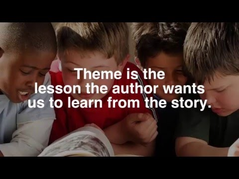 How to Find the Theme of a Story (видео)