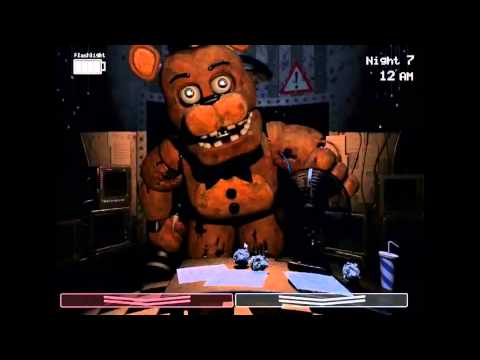 How To Make Five Nights At Freddy's 2 Jumpscares Not Scary!!!