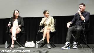 It's Already Tomorrow In Hong Kong Movie Q&A Part 1 Jamie Chung Emily Ting Bryan Greenberg