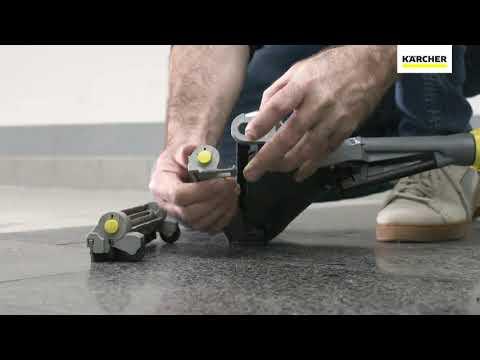 Kärcher Puzzi 10:1 Commercial Carpet Extractor Clean Hard Floors