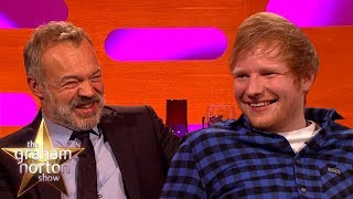 Video Ed Sheeran EXTENDED INTERVIEW on The Graham Norton Show MP3, 3GP, MP4, WEBM, AVI, FLV Juni 2019