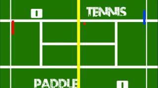 Paddle Tennis YouTube video