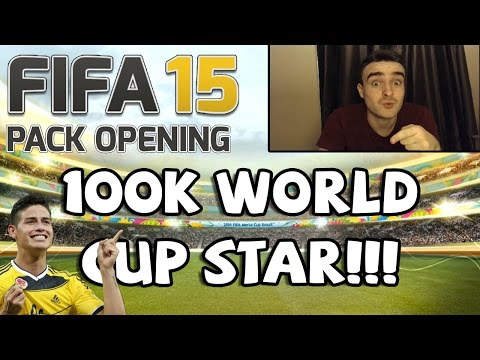 STAR - JAMES RODRIGUEZ!!! Epic Fifa 15 packs from only 3k Fifa points! 1000 LIKES = FACECAM Cheap & Instant MSP/PSN Codes http://goo.gl/QEYZsI Cheap & Automated Fifa Coins - http://goo.gl/dLNMI0 Use...