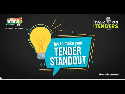 Tips to make Your Tender Stand Out | How to Make Your Tender Stand Out | Tips to Win Tender