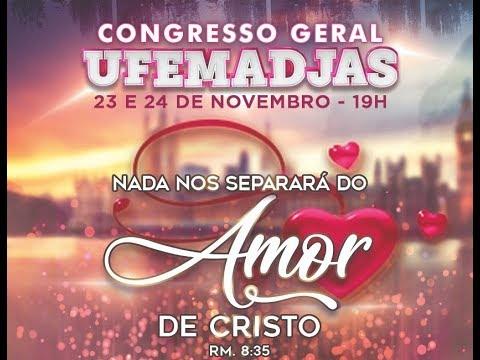 Congresso UFEMADJAS - 23/11/2018