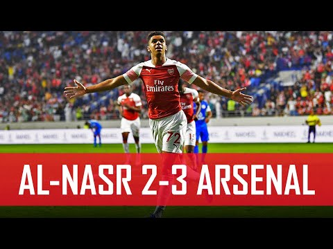JOHN-JULES SCORES HIS FIRST ARSENAL GOAL! | Al-Nasr 2 - 3 Arsenal | Goals And Highlights |