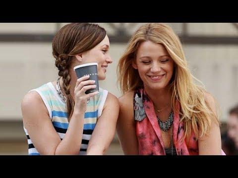 Gossip Girl Season 3 Bloopers