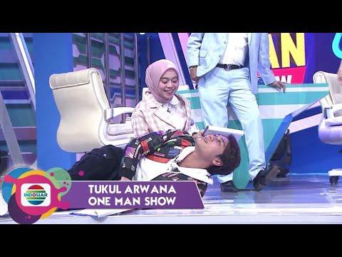 Cocok!!! Lesti dan Rizky Billar Sampai Jatuh Tiduran | Chemistry Challange [Tukul One Man Show]