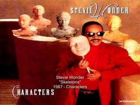 Skeletons (1986) (Song) by Stevie Wonder
