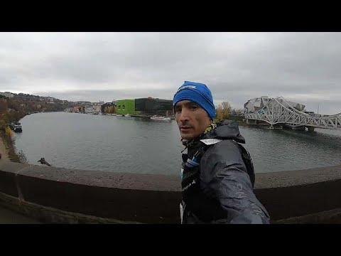 Τρέχοντας από την Σεντ Ετιέν στη Λυών μέσα σε 12 ώρες