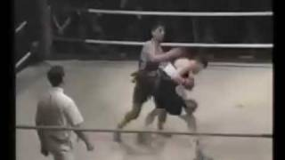 Prince Naseem Hamed Fighting As A Kid
