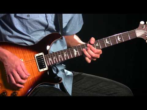 Using Blues Guitar Scales Over Dominant 7th Chords