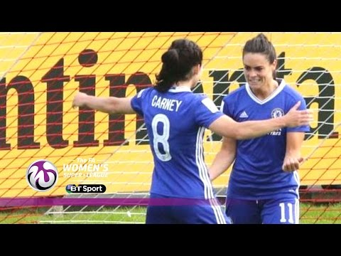 Sunderland Ladies 0-5  Chelsea Ladies | Goals & Highlights